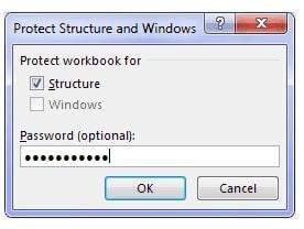 Proteksi Workbook Excel
