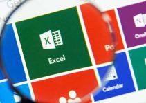 Rumus mengunci di Excel