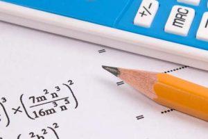 cara menghitung nilai tengah