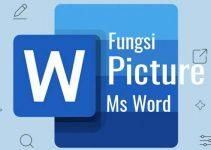 fungsi picture di microsoft word