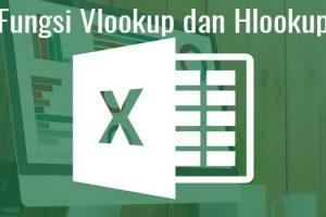 fungsi vlookup dan hlookup digunakan untuk membaca suatu